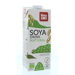Lima Soya drink natural (1 liter)