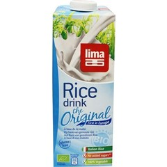 Lima Rice drink original (1 liter)