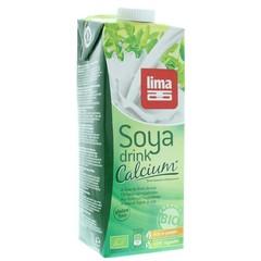 Lima Soya drink calcium (1 liter)