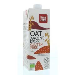 Lima Oat drink glutenvrij (1 liter)