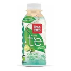 Lima Green t'e munt limoen (330 ml)