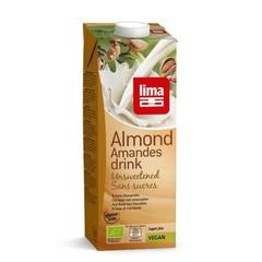 Lima Amandel drink suikervrij (1 liter)