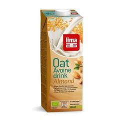 Lima Oat drink almond (1 liter)
