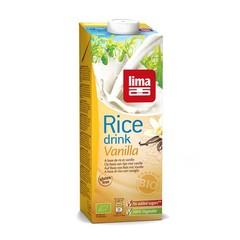 Lima Rice drink vanilla (1 liter)