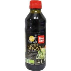 Lima Shoyu 28% less salt (250 ml)
