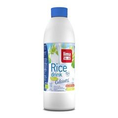 Lima Rice drink natural calcium bottle (1 liter)