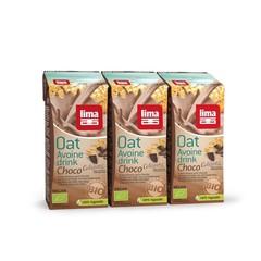 Lima Oat drink choco minipack (3 stuks)