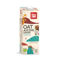 Lima Oat drink coco (1 liter)