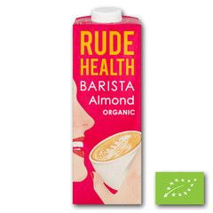 Rude Health Amandel barista drink (1 liter)