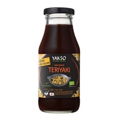 Yakso Woksaus teriyaki (240 ml)