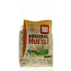 Lima Muesli original (500 gram)