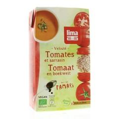 Lima Soep tomaten met boekweit (1 liter)
