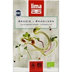 Lima 4 Radijzen (70 gram)
