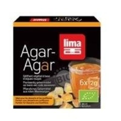 Lima Agar agar poeder (12 gram)