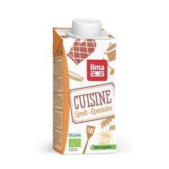 Lima Spelt cuisine (200 ml)