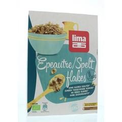 Lima Spelt flakes (375 gram)