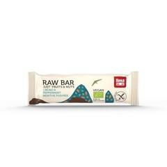 Lima Rawbar cacao & pepermunt (35 gram)