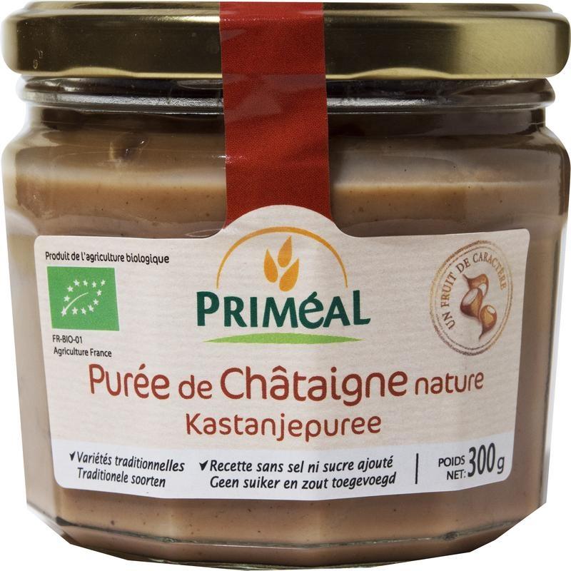 Primeal Primeal Kastanjepuree (300 gram)