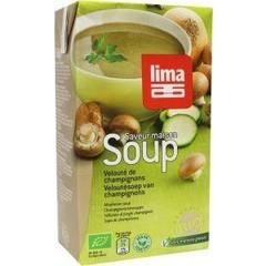 Lima Veloutesoep champignons (1 liter)