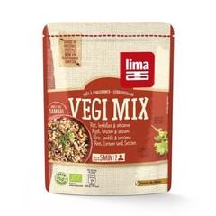 Lima Vegi mix rijst linzen sesam (250 gram)