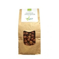 Vitiv Hazelnoten met vlies bio (500 gram)