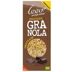 Leev Bio granola chocolade (350 gram)
