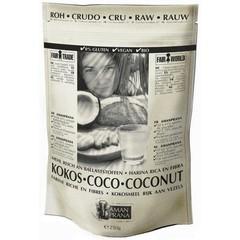 Amanprana Kokosmeel raw bio (250 gram)