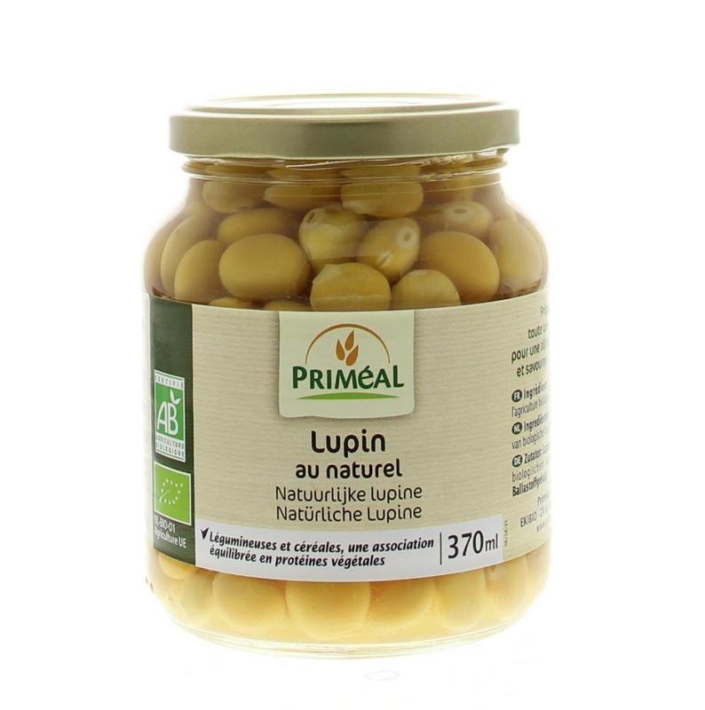 Primeal Primeal Lupine naturel (370 ml)