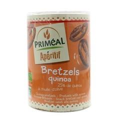 Primeal Aperitive quinoa pretzel (200 gram)