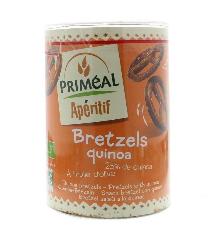 Primeal Primeal Aperitive quinoa pretzel (200 gram)
