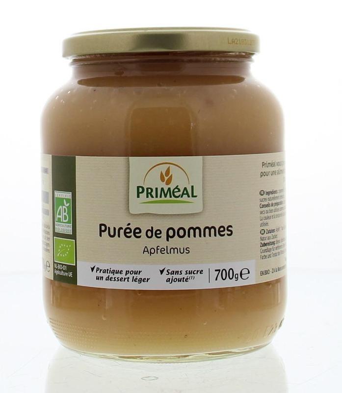Primeal Primeal Appelmoes (700 gram)