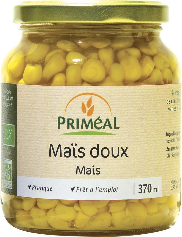 Primeal Primeal Mais zoet (370 ml)
