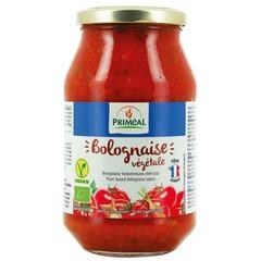 Primeal Bolognese tomatensaus vegetarisch (510 gram)