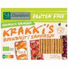 Damhert Boekweit krakki s glutenvrij ()