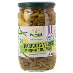 Primeal Haricots met aardappel (720 ml)