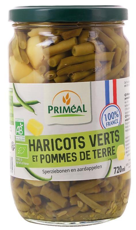 Primeal Primeal Haricots met aardappel (720 ml)