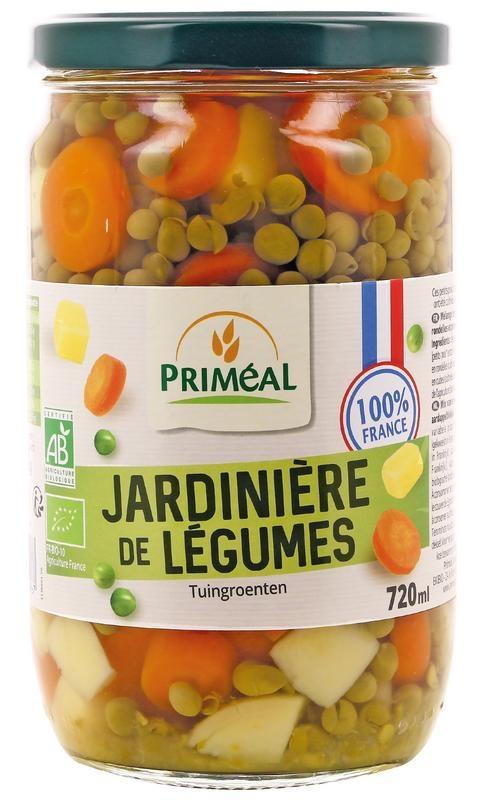 Primeal Primeal Groentemix doperwten wortel aardappel (720 ml)