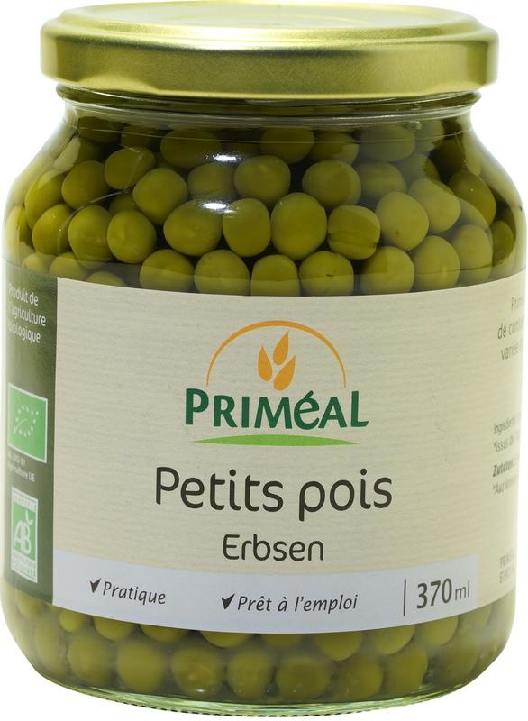 Primeal Primeal Doperwten (370 ml)
