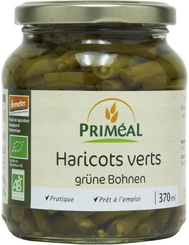 Primeal Primeal Haricots verts (370 ml)