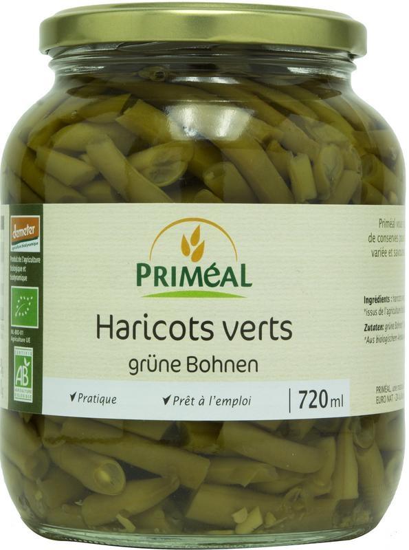 Primeal Primeal Haricots verts (720 ml)