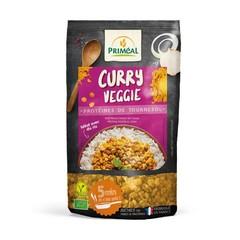 Primeal Curry Veggie gehakt met kerrie (150 gram)