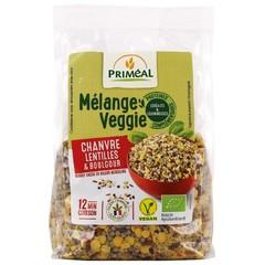 Primeal Hennep linzen bulgur veggiemix (300 gram)