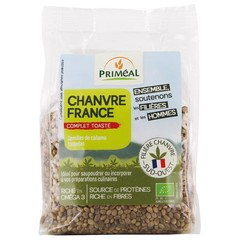 Primeal Hennep Frankrijk geroosterd (200 gram)