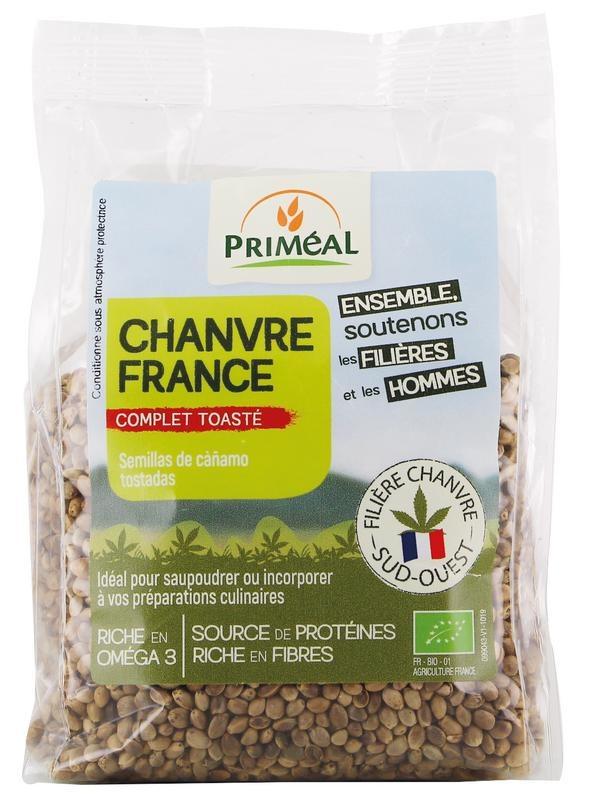 Primeal Primeal Hennep Frankrijk geroosterd (200 gram)