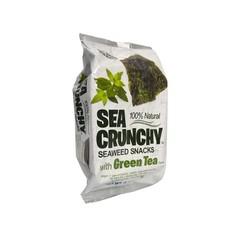 Sea Crunchy Nori zeewier snacks groene thee (10 gram)