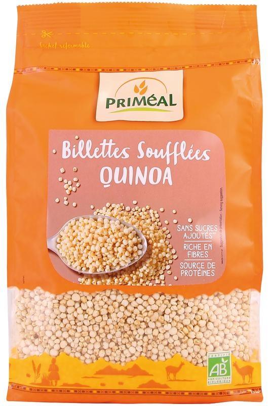Primeal Primeal Gepofte quinoa (100 gram)