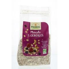 Primeal Muesli met 5 granen (500 gram)