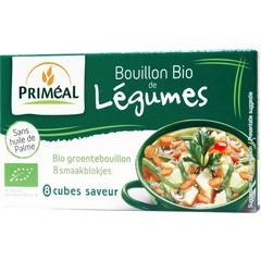 Primeal Groentebouillon blokjes 9 gram (8 stuks)