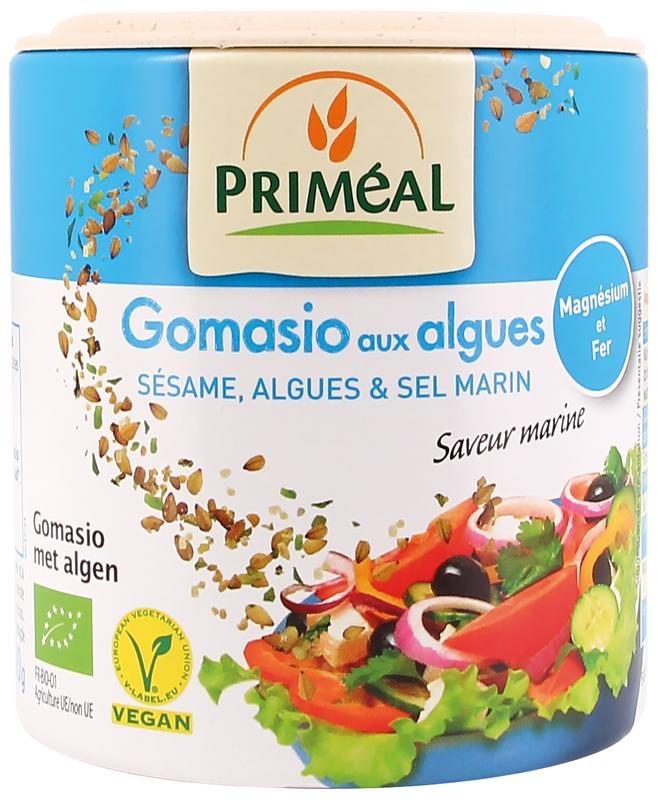 Primeal Primeal Gomasio met algen (100 gram)