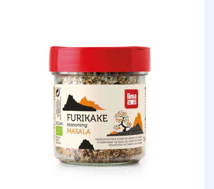 Lima Furikake masala (70 gram)